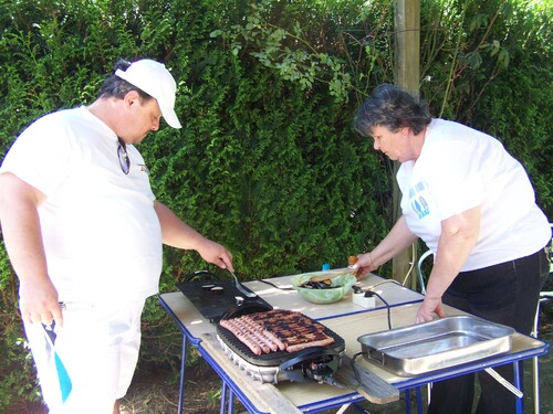 Barbecue du dimanche