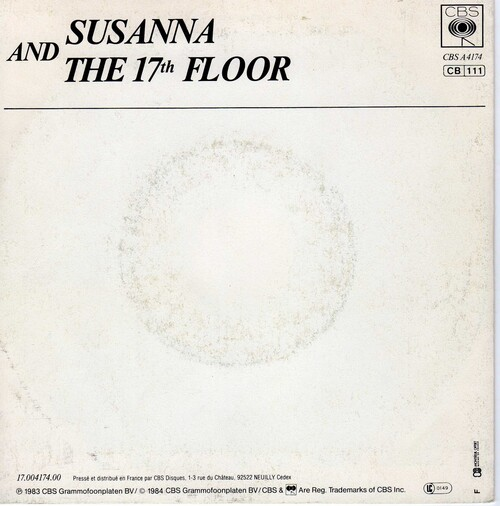 The Art Company - Susanna (1983)