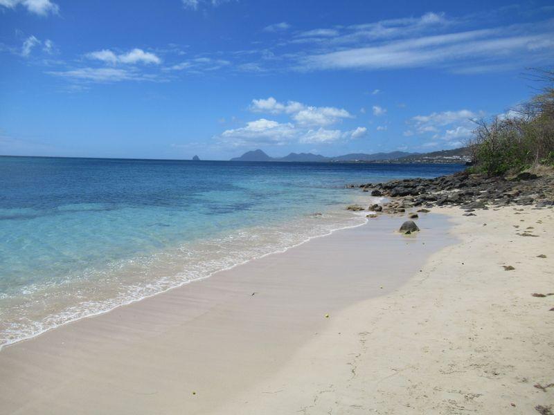 Notre top des plus belles plages de la Martinique