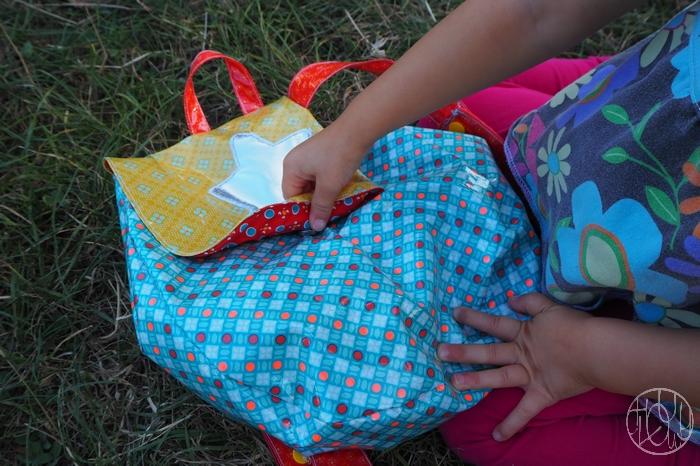Un sac pour l'entrée en maternelle