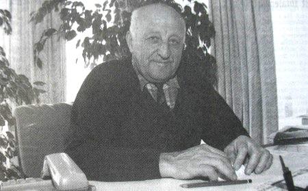 Le prisonnier belge devenu chef du village allemand. (8)