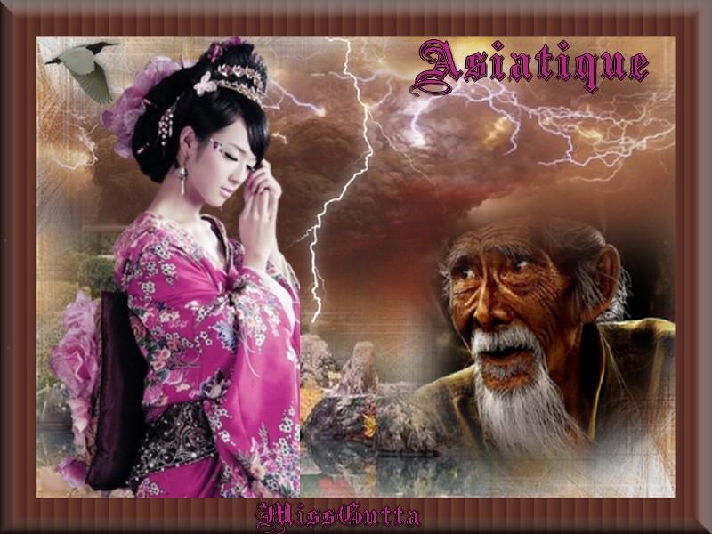 Récap du défi n°4 thème asiatique