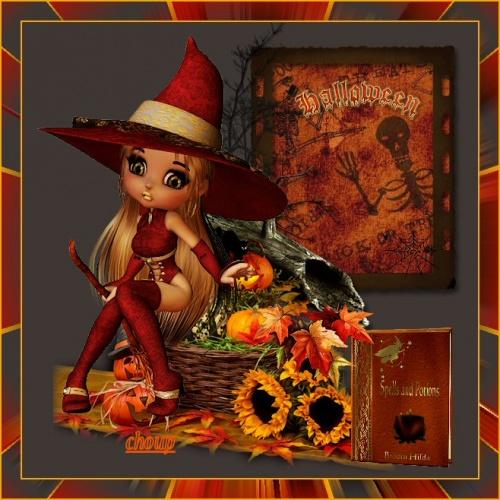 Halloween c'est bientôt