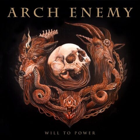 "ARCH ENEMY - ""The Leader (Of The Fuckin' Assholes)"""