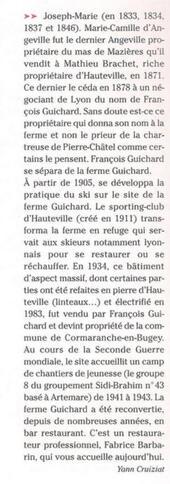 La Ferme Guichard