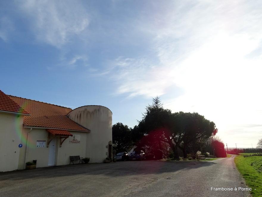 Moulin de la Touche - Bourgneuf en Retz - 44 -