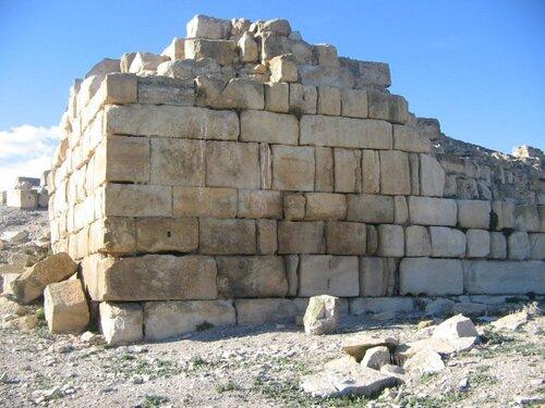 Ville antique d' Algérie