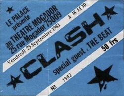 La Saga du Clash - épisode 26 - Résidence à Mogador