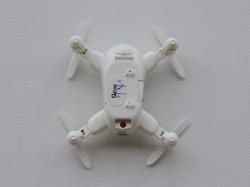 SONG YANG - X31 MINI FOLDING DRONE blanc