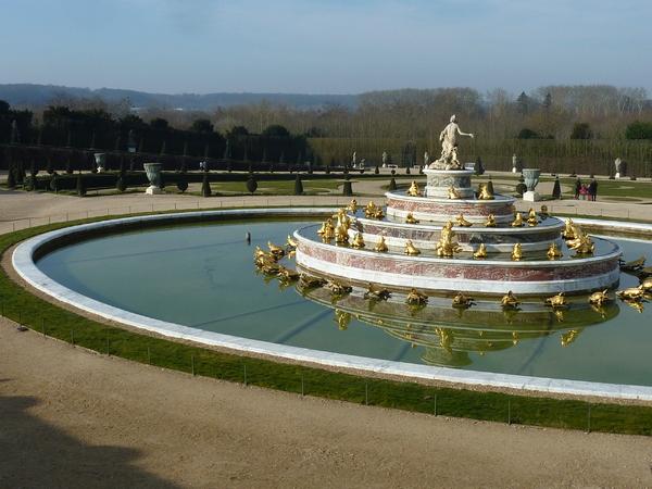 Randonnée au Parc de Versailles