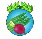 Youpi! chouette! super! trop fort! ... j'arrive 2ème au concours asperges, radis et légumes d'avril