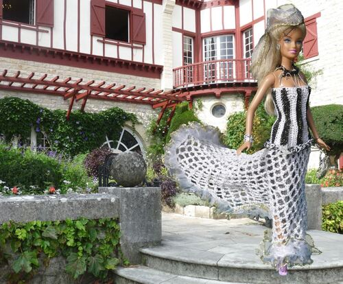 Barbie : modèle Hermès