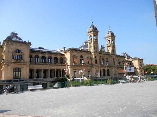 San Sebastian - la mairie
