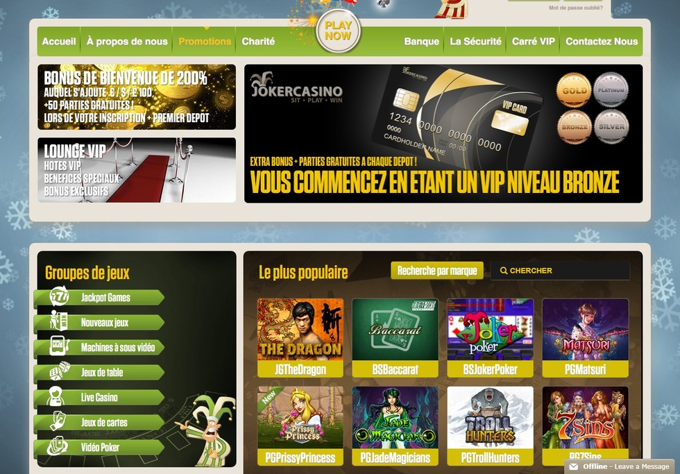 JokerCasino-The best online casino with best bonuses, free sping and more! Play online Blackjack, Roulette, Slot Machines, Bingo , Jackpots and many more! etTQDaex3y1McUZNoQXFOm67cy8@980x683