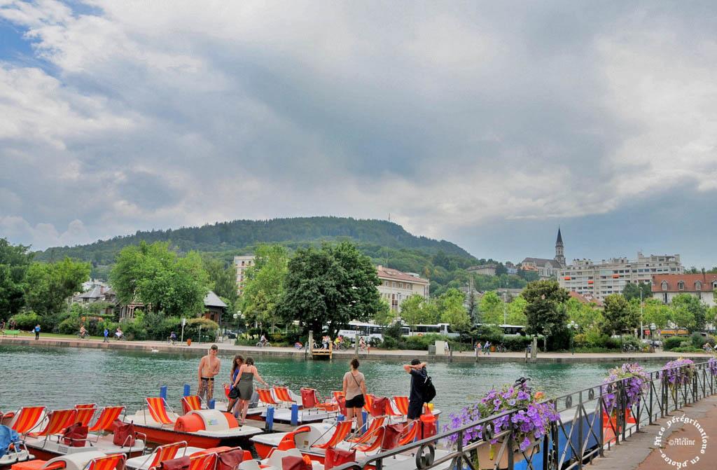 La Lac d'Annecy (3)