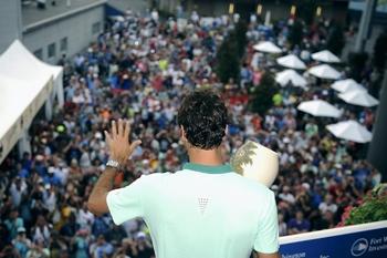 Federer en rêve à nouveau