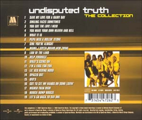"2002 : CD "" The Collection "" Universal Music Records 544 726-2 [ UK ]"