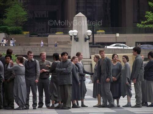 Divergent : Plein de photos