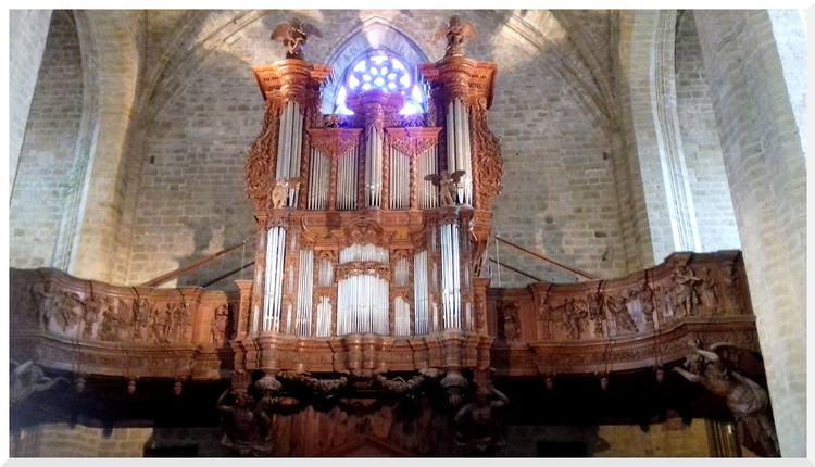 Auvergne. Saugues et La Chaise Dieu