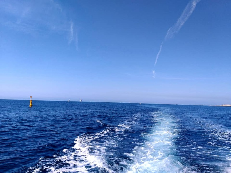 Petite balade en mer