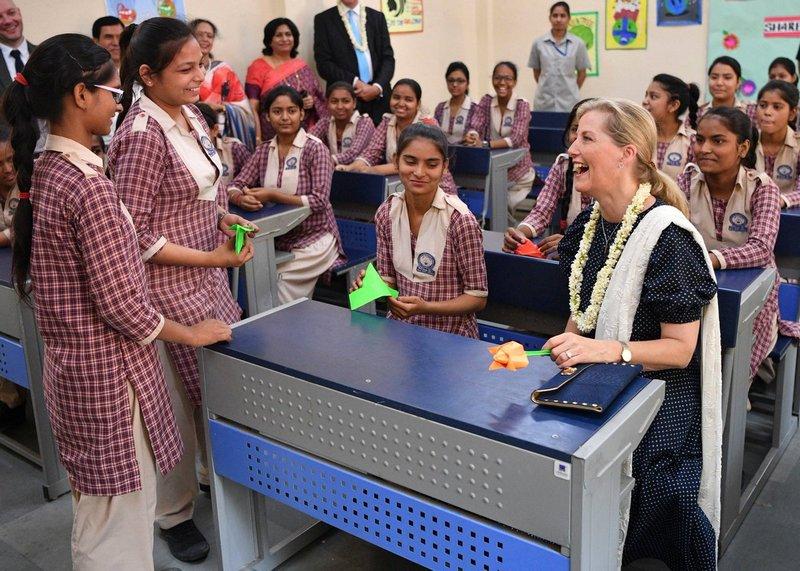 Sarvodaya Kanya Vidhylaya School