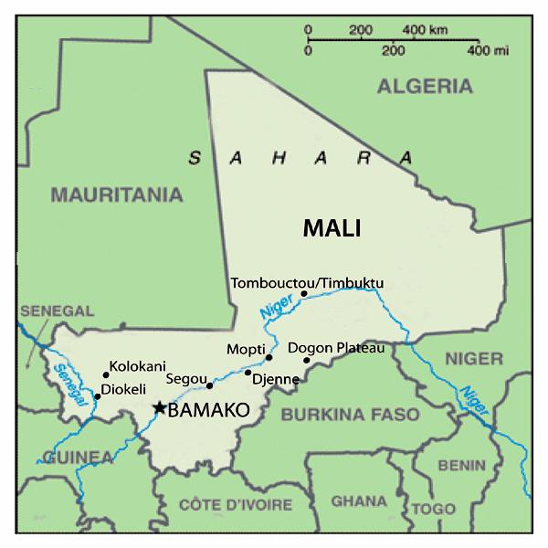 Nothin' Sez Somethin': Mali