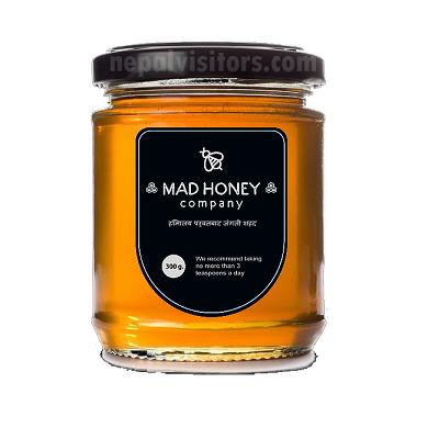"Le ""Mad honey"" ..."