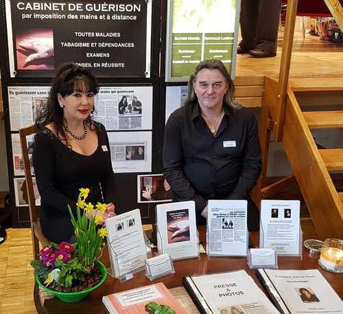 Salon bien-être Mézières VD 2019 - Reportage photos