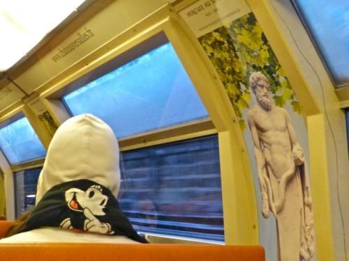 RER C déco Versailles parure 80567