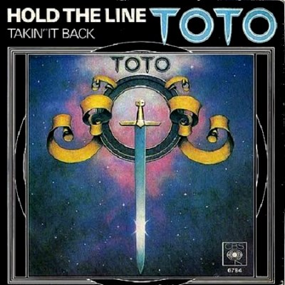 Toto - Hold The Line - 1978