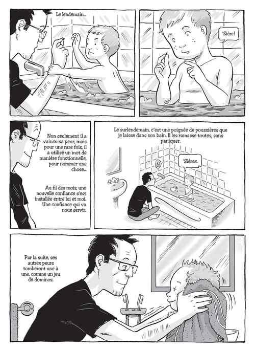 Lire des BD pour apprivoiser le Handicap. Même pas peur !