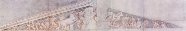 """Le chef d'oeuvre de Phidias à l""""Ermitage"""