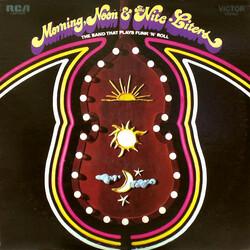 The Nite Liters - Morning, Noon & The Nite Liters - Complete LP