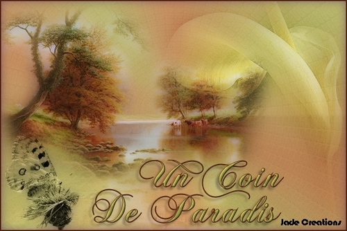♡ Un coin de paradis