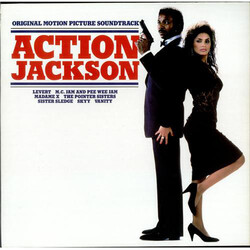 V.A. - Action Jackson (OST) - Complete LP
