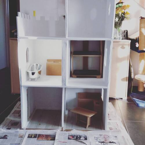 Qui dit maison dit meuble!