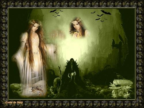Défis Domi gothic
