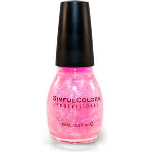 Je craque pour le Pinky Glitter de Sinful Colors