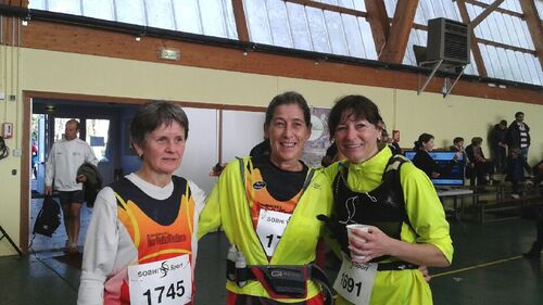 Trail de Saint Nolff - Dimanche 16 novembre 2014