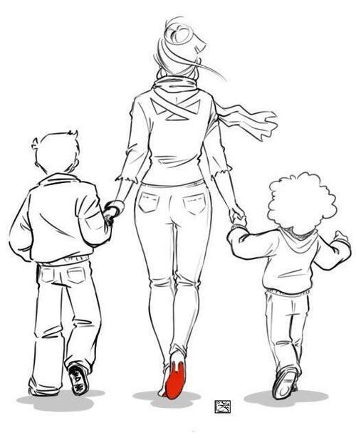 Premier enfant VS tous tes autres enfants