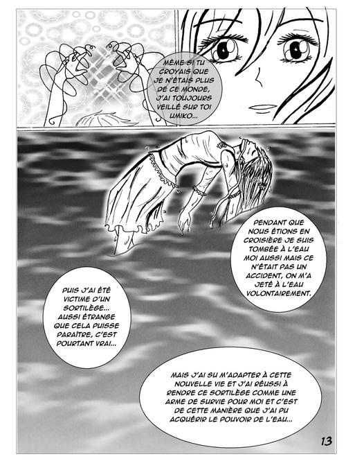 Mystère et boule d'eau