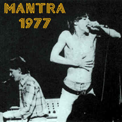 Live: Iggy Pop and David Bowie - Mantra 77