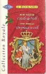 L'étoile de Noël de Mary Balogh