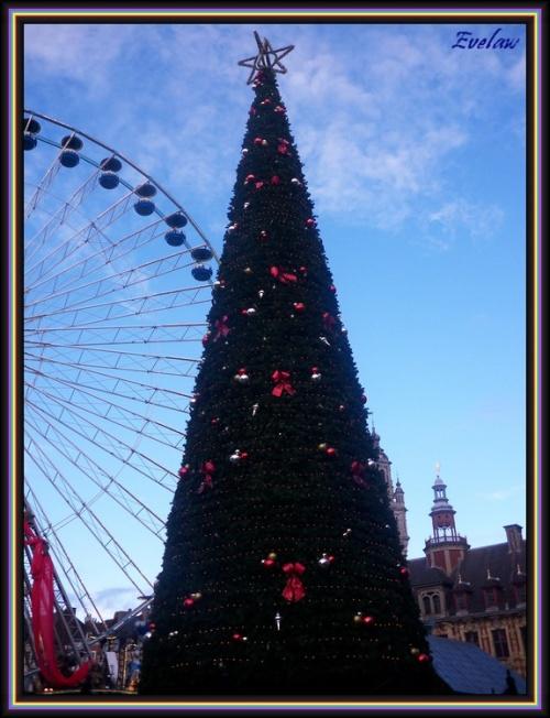 Marché de Noël à Lille, édition 2012