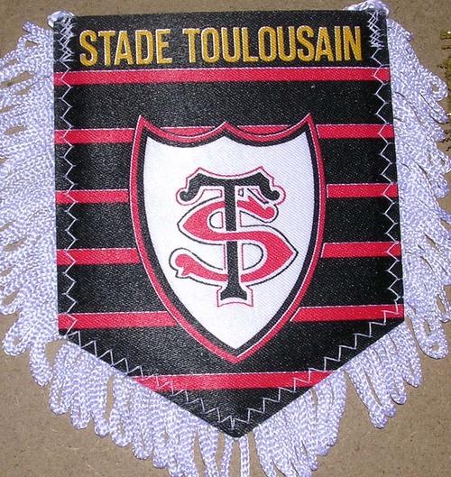 Fanion Stade Toulousain (1)