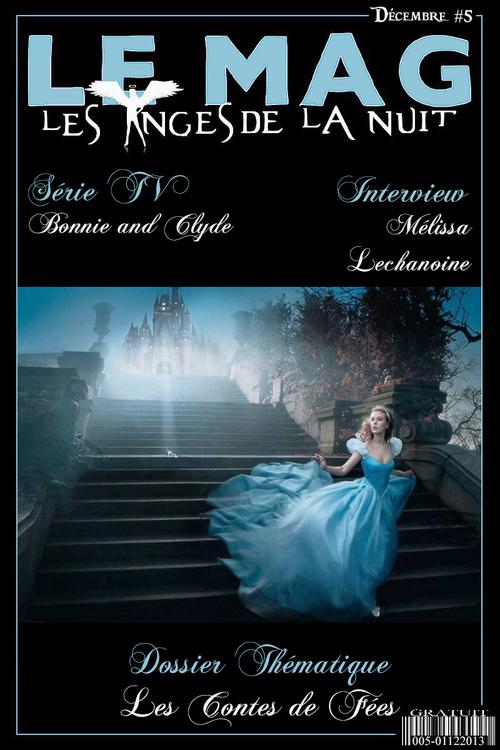 Les Anges de la Nuit, le Mag #5 Décembre 2013