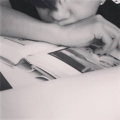 Photo de Yongguk du 26/11/2014