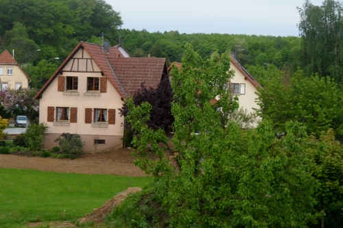 Petite escapade dans le Bas-Rhin