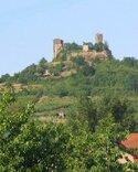 Le château de Saint-Laurent-les-Tours