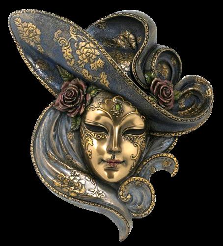 Masques de Carnaval Série 4